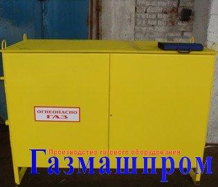 Шкафные газорегуляторные пункты ШРП - BFL-BP/100